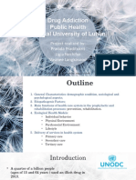 Drugs Public Health