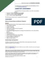 765 Integumentary Assessment Pediatric Dst