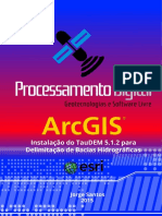 ArcGIS103 Instalacao Do TauDEM