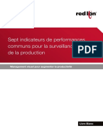 White hdgy Paper Red Lion Seven Kpis for Production Monitoring French 791557
