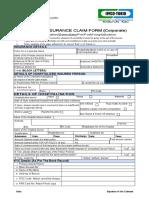 IFFCO MediClaim Form