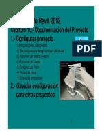 Curso Revit 2012 Capítulo 10 - 1y2 Configurar Proyecto