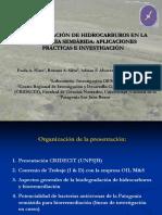 33. Biorremediación de HC en La Patagonia Semiarida