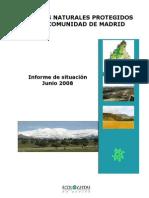 Espacios Naturales Protegidos de la Comunidad de Madrid