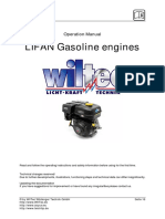 Lifan Motor E-Start