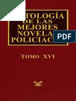 AA. VV. - Antología de Las Mejores Novelas Policíacas XIV
