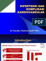 Seminar Hipertensi Dan Komplikasi Kardiovaskular Final