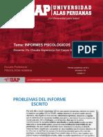 Ayuda 7 Problemas Del Informe Escrito