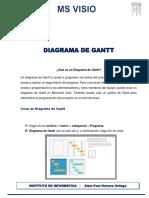 Diagram a Gant t