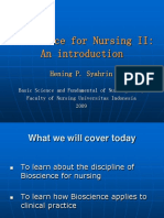 Pujasari Basic Concept of Basic Science for Nursing