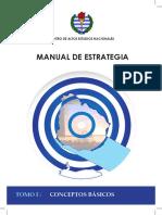 Manual de Estrategia , Tomo I, Conceptos Básicos