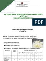 Subproduse Industria Laptelui - 2