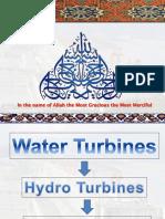 Water turbines.pdf