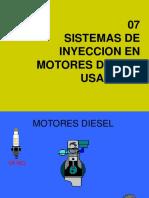 07 Sistemas de Inyeccion en Motores Diesel Usac 2018