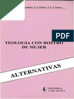 CROATTO, J. Severino, Et Al. (2000), Teología Con Rostro de Mujer. Managua, Ed. Lascasiana