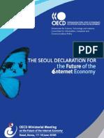 Seoul Declaration on the Future of Internet