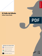 El Valle Del Miedo - Solucionario