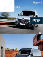 Ficha Renault Master