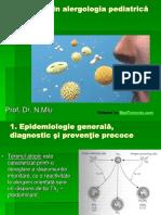 Actualitati in Alergologia Pediatrica