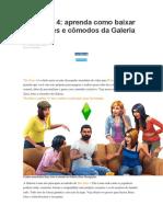 Galeria Sims 4