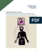 Pituitary Tumours Spanish
