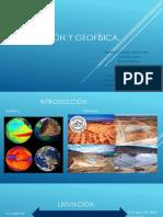 Lixiviación y Geofísica