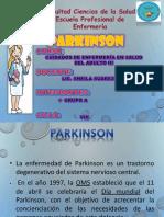 Parkinson Exposicion