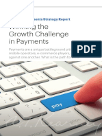 Growth Challenge in Payments