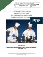 MANUAL DE BUENAS PRÁCTICAS DEL MANUFACTURA DEL COMEDOR DE EMPLEADOS DE TUKARI.doc