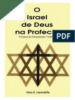 O Israel de Deus na Profecia - Hans K. Larondelle.doc