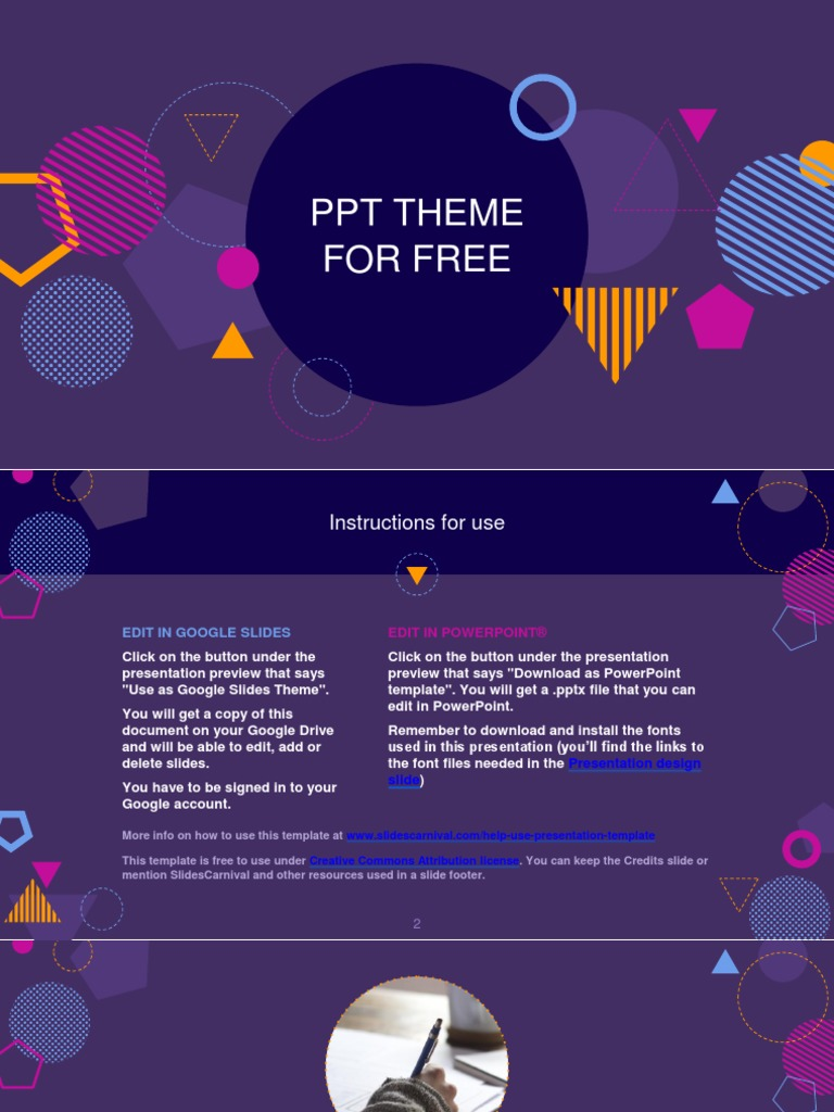 Ppt Gratis Nih Color Microsoft Power Point