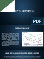 Crecimiento Economico de Chile