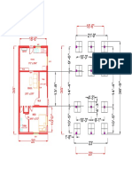 Plan and column Location