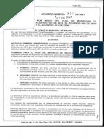 2 Acuerdo029_2014 Ibague Modifica El 025 2013 y 001 2014