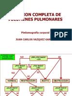Medicion Completa de Volumenes Pulmonares