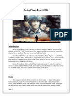 Saving Private Ryan - Movie Review