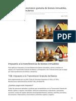 boliviaimpuestos.com-Impuesto a la transmision gratuita de bienes inmuebles ejemplo con formularios.pdf