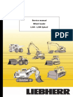 Liebherr L544-443 Wheel Loader Service Repair Manual SN:7477.pdf