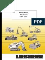 Liebherr L512-430 Wheel Loader Service Repair Manual SN:0101.pdf