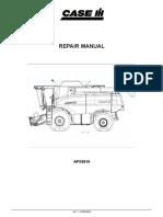 CASE IH AFX8010 COMBINE HARVEST SALVAGE Service Repair Manual.pdf