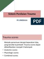 sistem penilaiam trauma