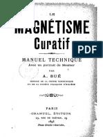 Bué Alphonse - Le Magnétisme Curatif.pdf
