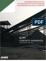 Concrete Handbook - 1