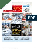 Saarc Oils & Fats Today 18 FEB