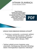 Kp 4.3.1.7a Program Latihan