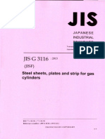 JIS G 3116