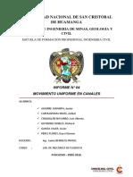 Lab Fluidos II Informe 04