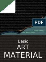 Basic Art Material