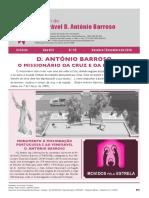 D. António Barroso - Boletim XXV