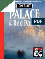 Red Pasha for Tyranny of Dragons